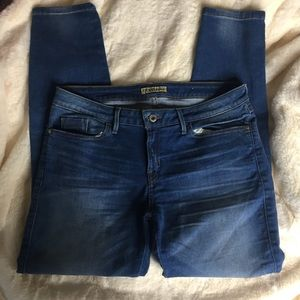 GUESS Distressed Skinny Jeans | 31